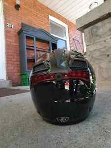 Motorcycle helmet large Kitchener / Waterloo Kitchener Area image 2