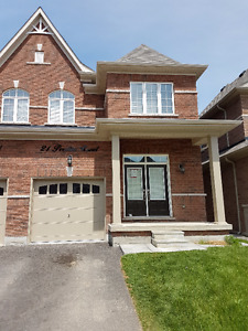 New Semi-detached home on Mississauga Road / Steeles - July 1st