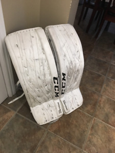 CCM Goaltender Gear