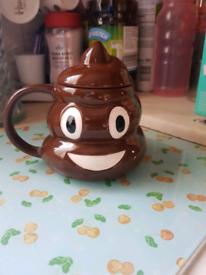 Emoji mug now half price