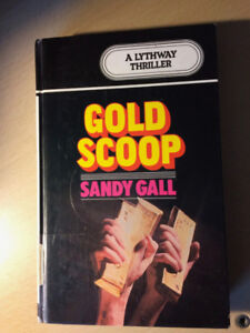 Gold Scoop - Sandy Gall
