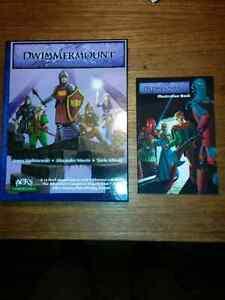 Dwimmermount Dungeon RPG book