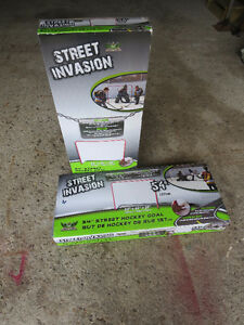 Street hockey goals Kitchener / Waterloo Kitchener Area image 2