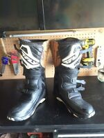 Size 13 fly motocross boots