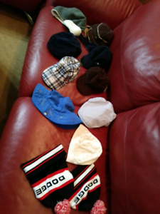 Toddler hats and winter toques $5 each or $25 takes LOT SALE