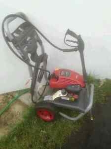 USED ONCE  Pressure washer   Must Sell  NEED $$ FOR MOVING TRUCK