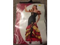 Rumba Dancer Halloween costume