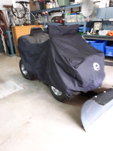 ATV transport cover BRP 2up