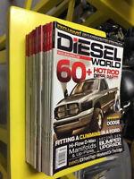 Diesel world magazines