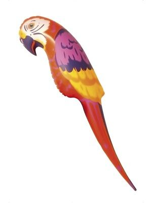 Inflatable Parrot for Pirate Costume Pirate 39 3/8in