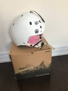 Salomon Youth's Snowboard Helmet and Goggle