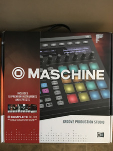 Maschine MK2 with software