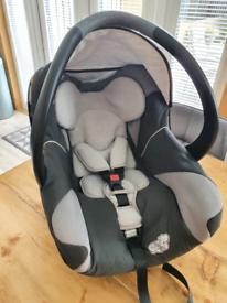 Bebe comfort car seat, never used