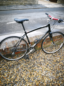 Large Hybrid Specialized Sirrus Elite Carbon Continental Upgraded