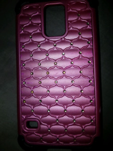 Used phone case for Samsung galaxy S5