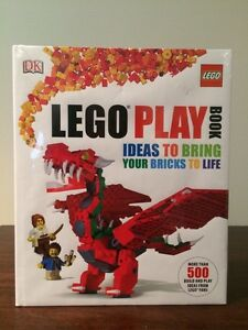 BRAND NEW - LEGO PLAY BOOK