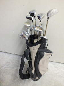 Right Handed Ladies Golf Clubs with Bag