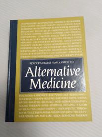 Reader's Digest Hardback Book : Alternative Medicine
