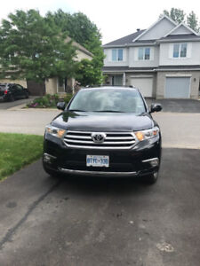 2013 Toyota Highlander Limited SUV,