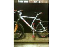 Retro Downhill bike