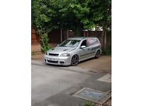 Astra van 350bhp fully forged