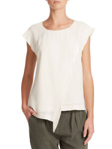 Rebecca Taylor Silk Blouse Designer Saks Fifth Avenue