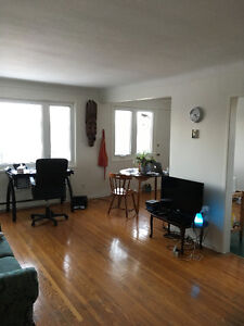 One Bedroom for Sublet
