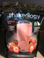Unopened Strawberry Shakeology