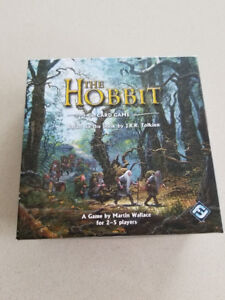 Hobbit Card Game