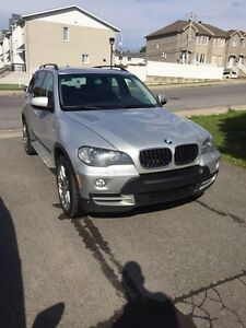 BMW X5 2007 3.0SI 7 places