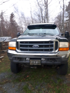 Ford f 350 and Mitsubishi for sale