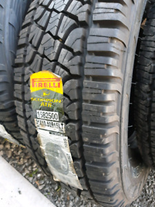 NEW LT31X10.5R15 PIRELLI ALL TERRAIN TIRES