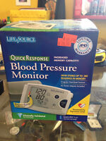 Life Source, Ouick Response Blood Pressure Monitor