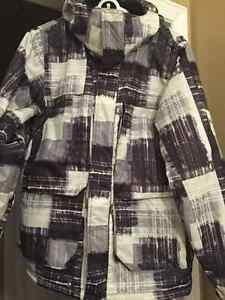 Manteau de ski ou planche