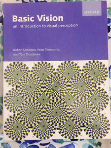 Basic Vision: An Intro to Visual Perception