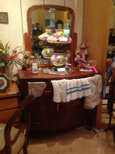 Dressers, Vanity, Book Shelf, Etagere, Tables and More...