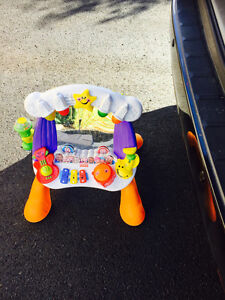 Fisher Price play centee