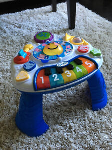 Baby stand up toy