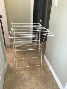 IKEA drying rack