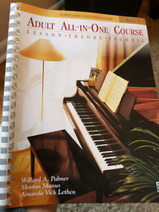 Adult Learn Piano