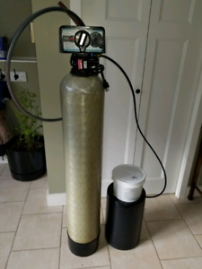 Water treatment iron-remover system
