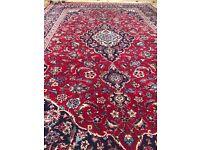 Gorgeous large vintage Persian rug 2mx3m