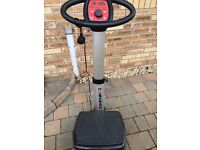 Vibrating weight loss machine