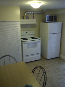 2 Bedroom Apartment Next To UNB/STU For Sept.1!