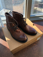 Timberland Brown Boots (Brand New, Never Worn)