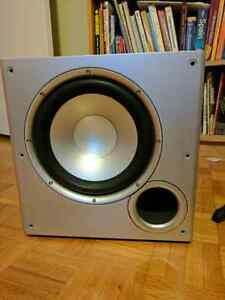 Polk Audio PSW10, great condition powered subwoofer