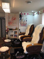 Your Luxury Home Nails and Spa