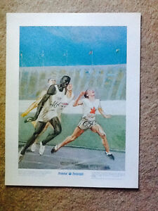 Over 250 1970's Prints Prudential Great Moments Canadian Sports London Ontario image 3
