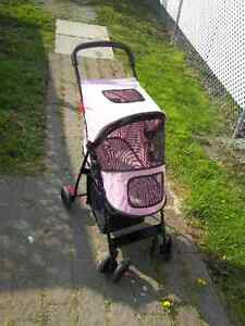Doggy Stroller and Pet Carrier