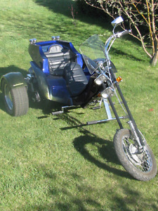 Classic VW trike for sale or trade